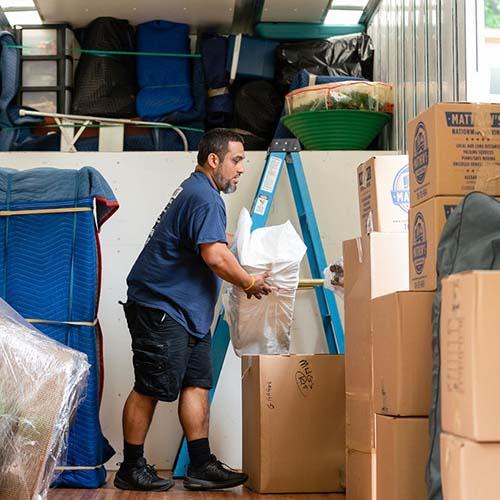 Nationwide Moving Company Leesburg VA