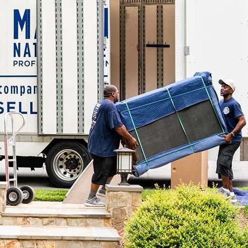 Nationwide Moving Company Arlington VA