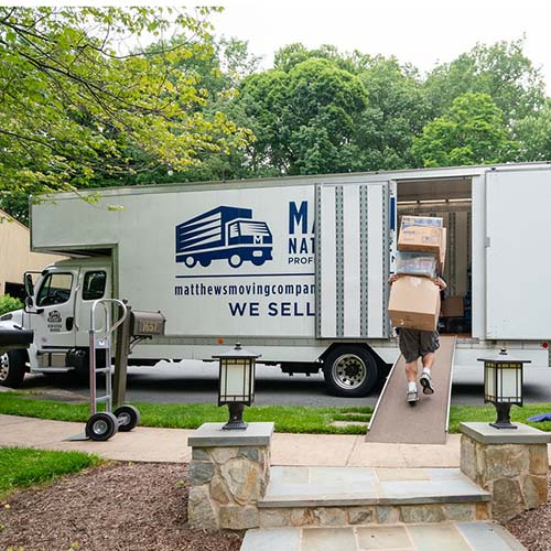 Nationwide Moving Company Alexandria VA