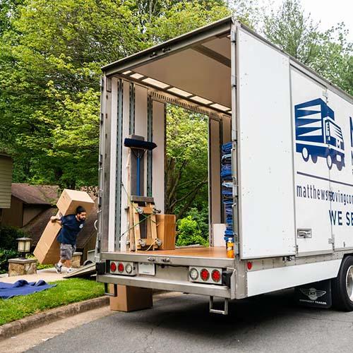Nationwide Moving Company Fairfax VA