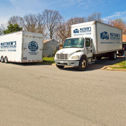 Nationwide Moving Company Reston VA